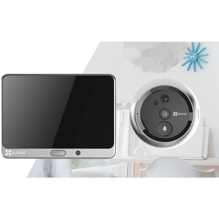 EZVIZ DP1 Digitale deurbel Smart Door Viewer