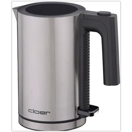 Cloer Waterkoker 0,8L RVS
