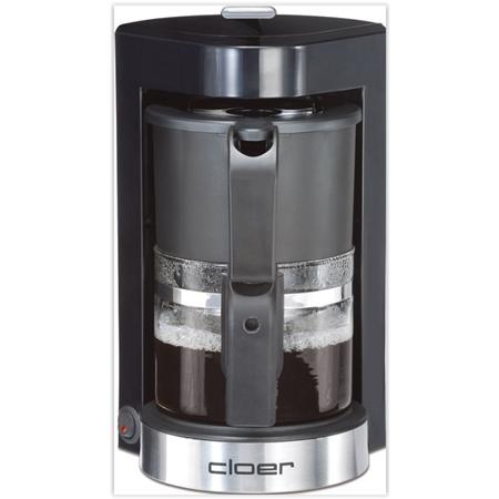 Cloer Koffiezetter 5990 zwart-RVS