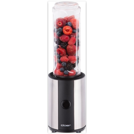Cloer Smoothie Maker RVS-zwart