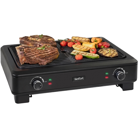 Tefal TG9008 Smoke Less elektrische barbecue