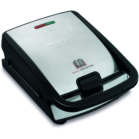 Tefal SW852D Multisnack Snack Collection tosti ijzer