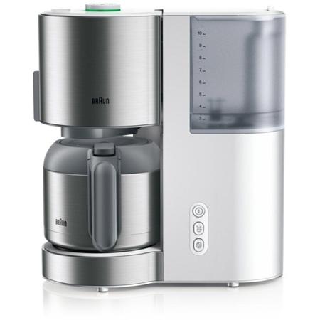 Braun KF 5105 WH ID Breakfast Collectie koffiezetapparaat