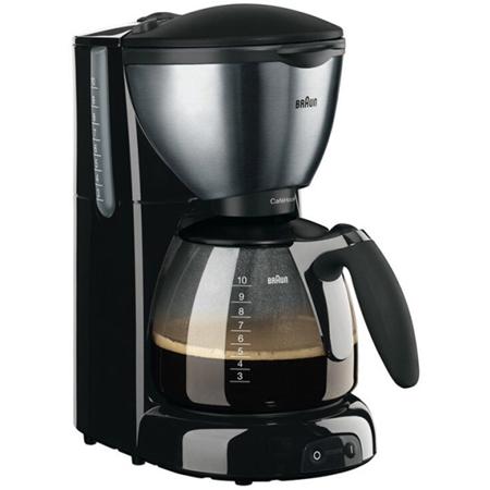Braun KF 570 CafeHouse Pure AromaDeluxe koffiezetapparaat