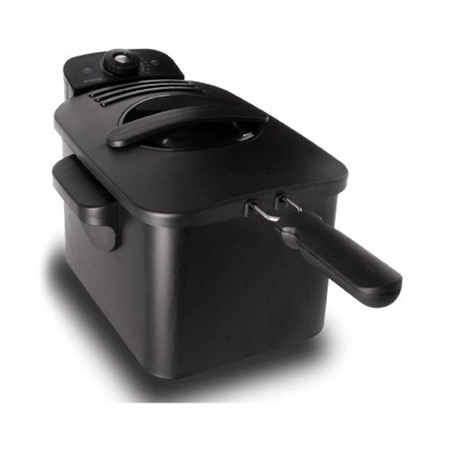 Inventum GF431B zwart Friteuse