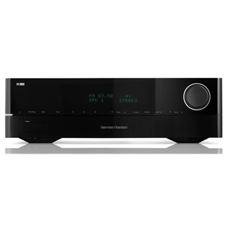 Harman Kardon HK 3700 zwart Receiver