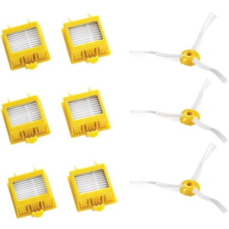 iRobot Set van drie AeroVac™ filters en zijborstels voor de 700-serie