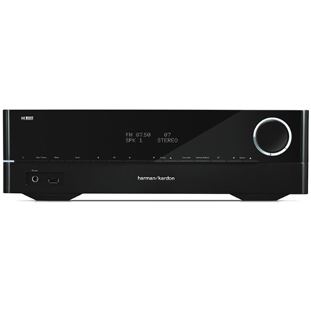 Harman Kardon HK 3770 zwart Receiver