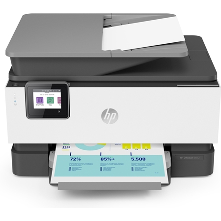 HP OfficeJet Pro 9012 All-in-One thermische inkjetprinter