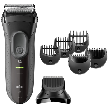 Braun 3000BT Series 3 Shave&Style scheerapparaat