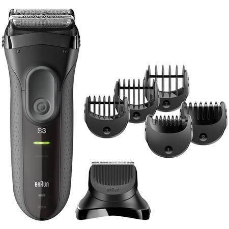 Braun 3000BT Shave&Style Series 3 scheerapparaat