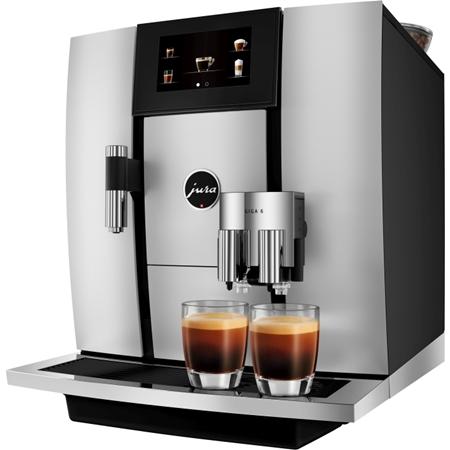 JURA GIGA 6 Aluminium volautomaat koffiemachine