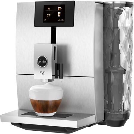 Jura ENA 8 Touch Signature Line Massive Aluminium volautomaat koffiemachine