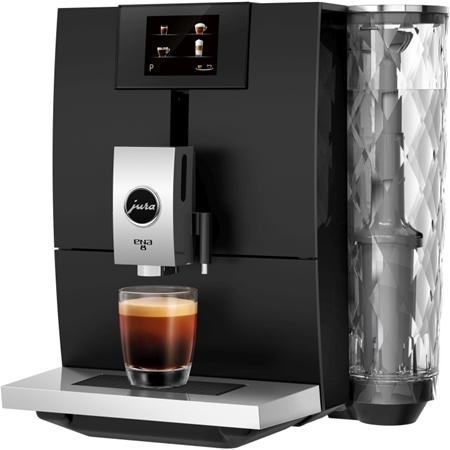 JURA ENA 8 Touch Metropolitan Black EA volautomaat koffiemachine