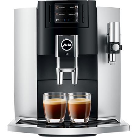 Jura E8 volautomaat koffiemachine