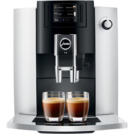 Jura E6 volautomaat koffiemachine