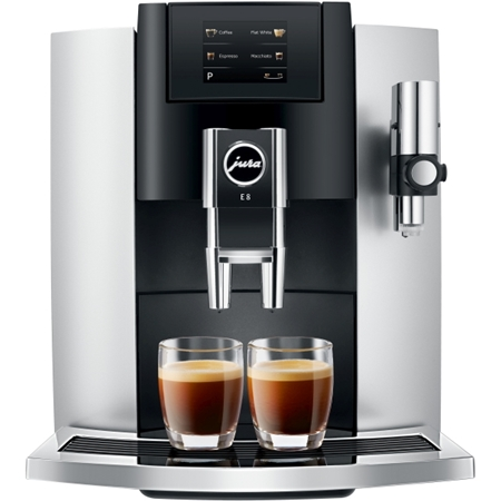 Jura E8 Touch volautomaat koffiemachine