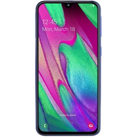 Samsung Galaxy A40 64GB Blauw