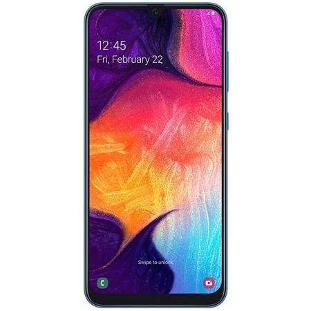 Samsung Galaxy A50 128GB blauw