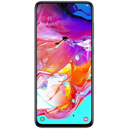 Samsung Galaxy A70 128GB koraal