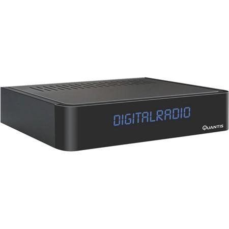 Quantis QE 317 Digitale DVB-C radiotuner