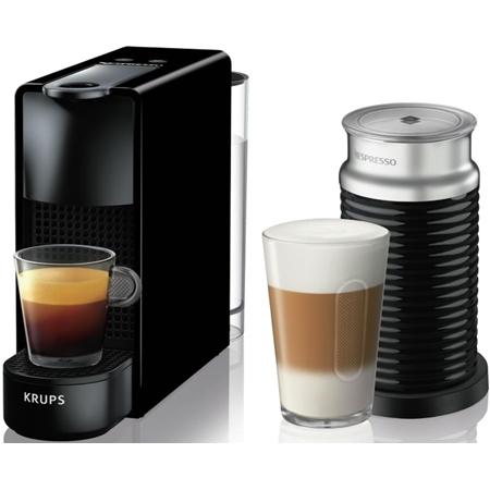 Krups XN1118 Essenza Mini & Aeroccino 3 Nespresso apparaat