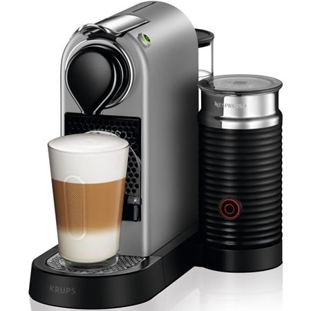 Krups XN761B CitiZ&Milk Nespresso apparaat