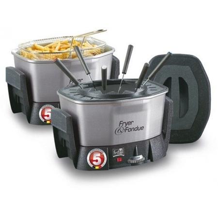 Fritel FF 1400 Fryer Fondue