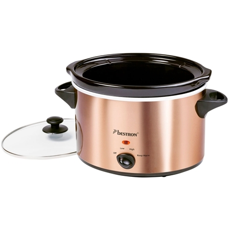 Bestron ASC450CO slowcooker