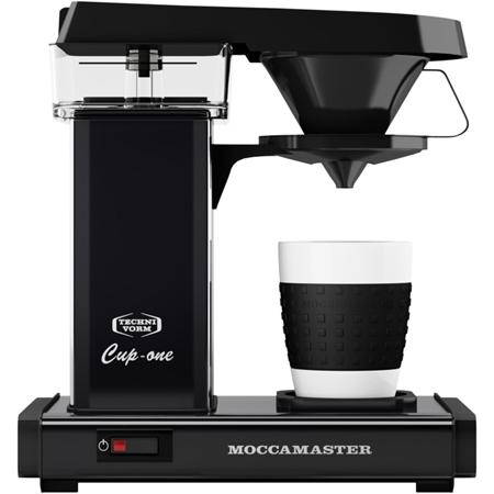 Moccamaster Cup-one Matt Black koffiezetapparaat