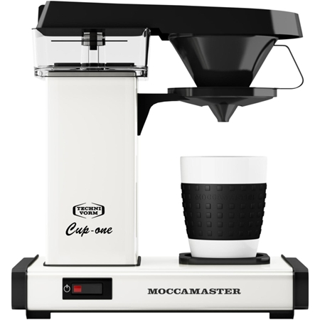 Moccamaster Cup-One Off-White koffiezetapparaat