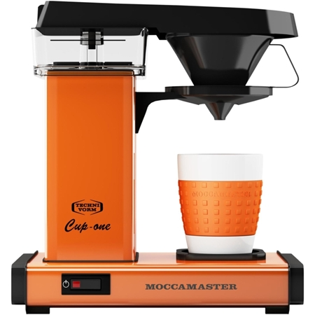 Moccamaster Cup-One Orange koffiezetapparaat