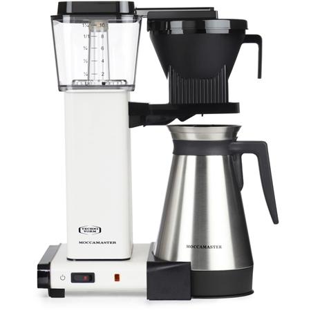Moccamaster KBGT741 Off-White koffiezetapparaat