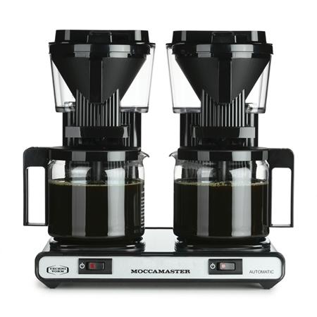 Moccamaster KBG744 AO Black koffiezetapparaat