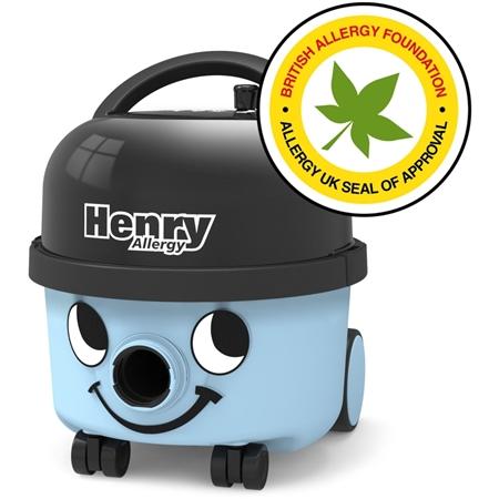 Numatic HVA 160-11 Henry Allergy stofzuiger met zak