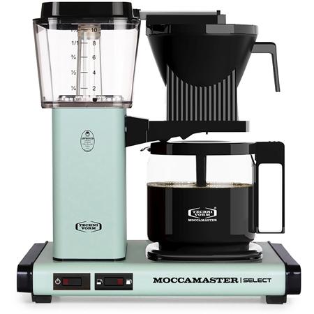 Moccamaster KBG Select Pastel Green koffiezetapparaat