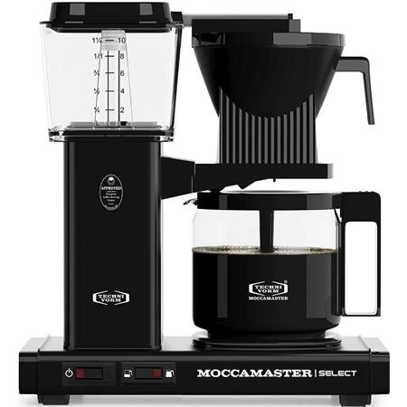 Moccamaster KBG Select Black koffiezetapparaat