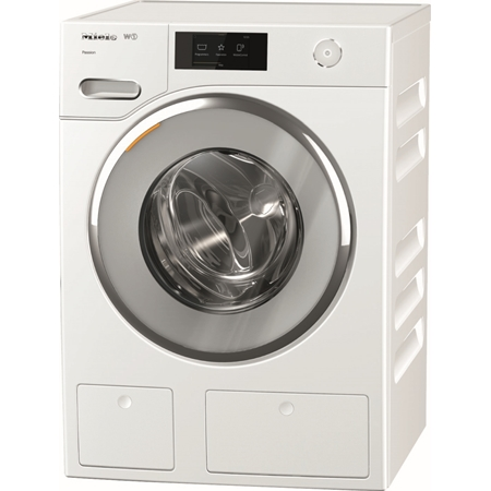 Miele WWV 980 WPS W1 Passion WhiteEdition wasmachine