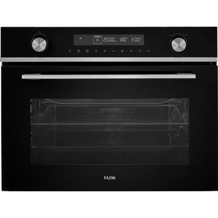 ETNA CM450ZT inbouw combi oven