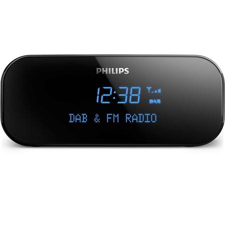 Philips AJB3000 Wekkerradio met DAB+