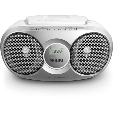 Philips AZ215S Radio-CD speler