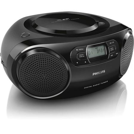 Philips AZB500 Radio-CD speler met DAB+