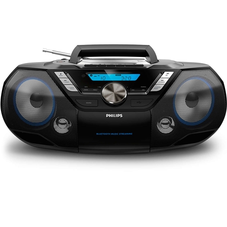 Philips AZB798T CD-soundmachine met DAB+