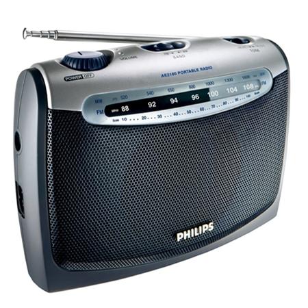 Philips AE2160/00C zilver