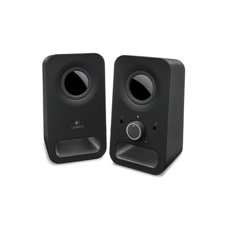Logitech Speaker Z150 Midnight Black Speaker