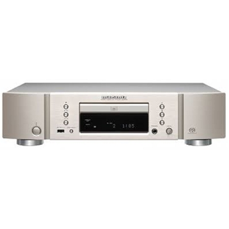 Marantz SA 8005 zilver-goud CD Speler