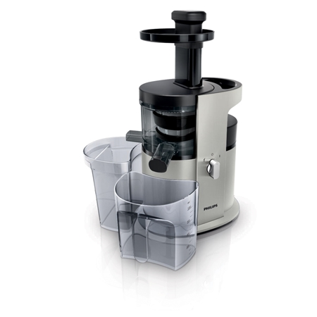 Philips HR1882/31 zilver Slowjuicer