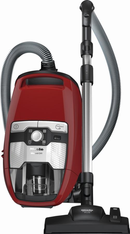 Miele Blizzard CX1 Red PowerLine stofzuiger zonder zak - in Huishoudelijke apparaten