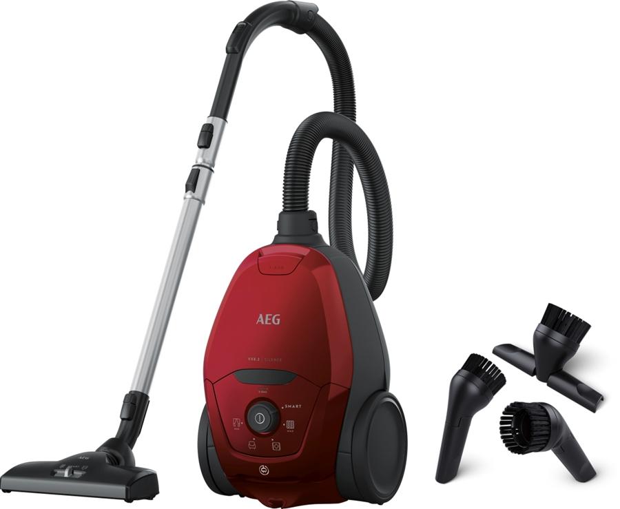AEG VX82-1-2CR stofzuiger met zak - in Huishoudelijke apparaten