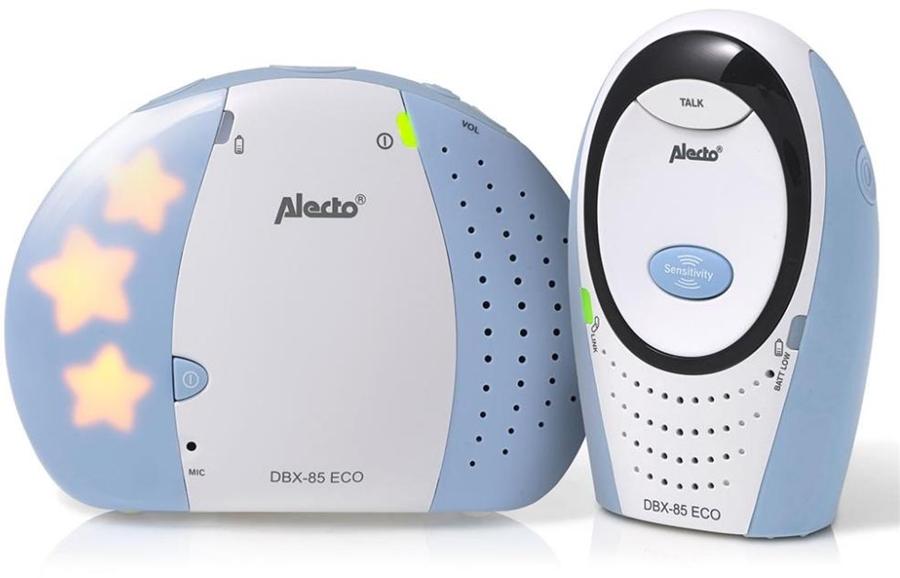 Alecto DBX-85 ECO babyfoon - in Veiligheid